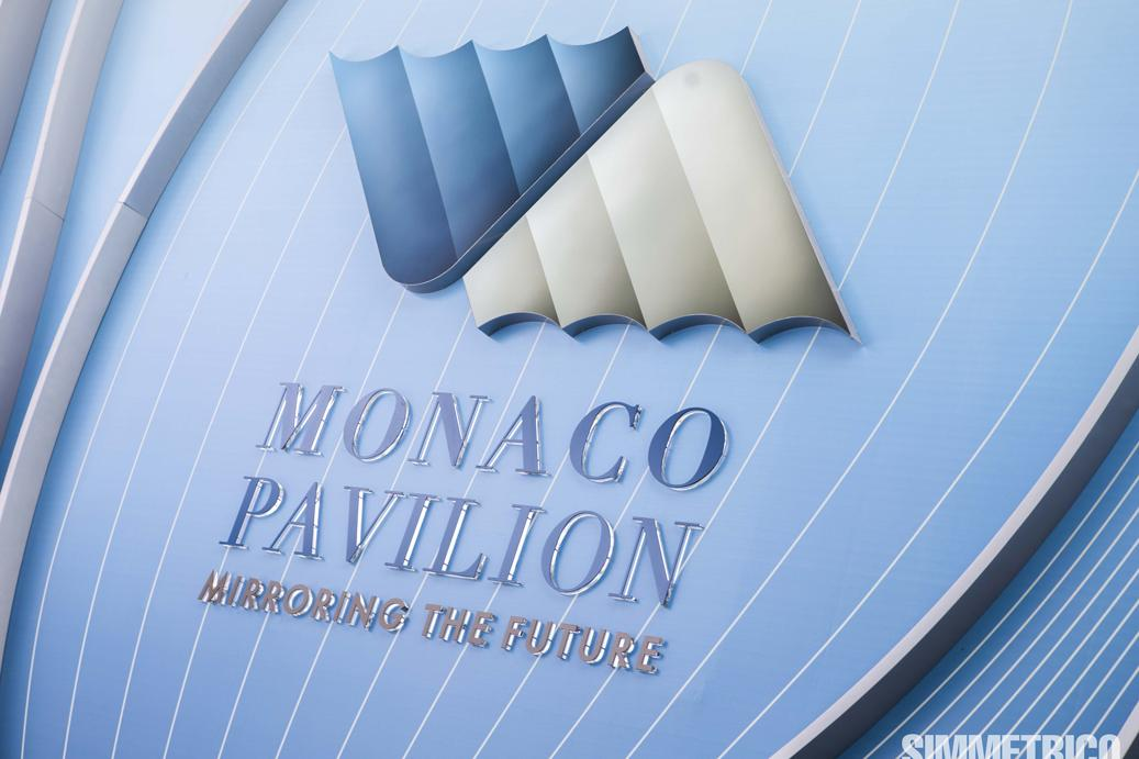 Astana, Expo 2017  Padiglione Monaco