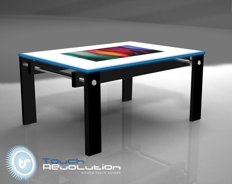 Tavolo one 2 one prodotti tavoli interattivi touch - Tavoli interattivi ...