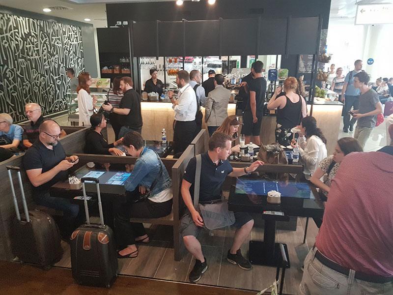 WorkEat, il primo vero ristorante interattivo 4.0
