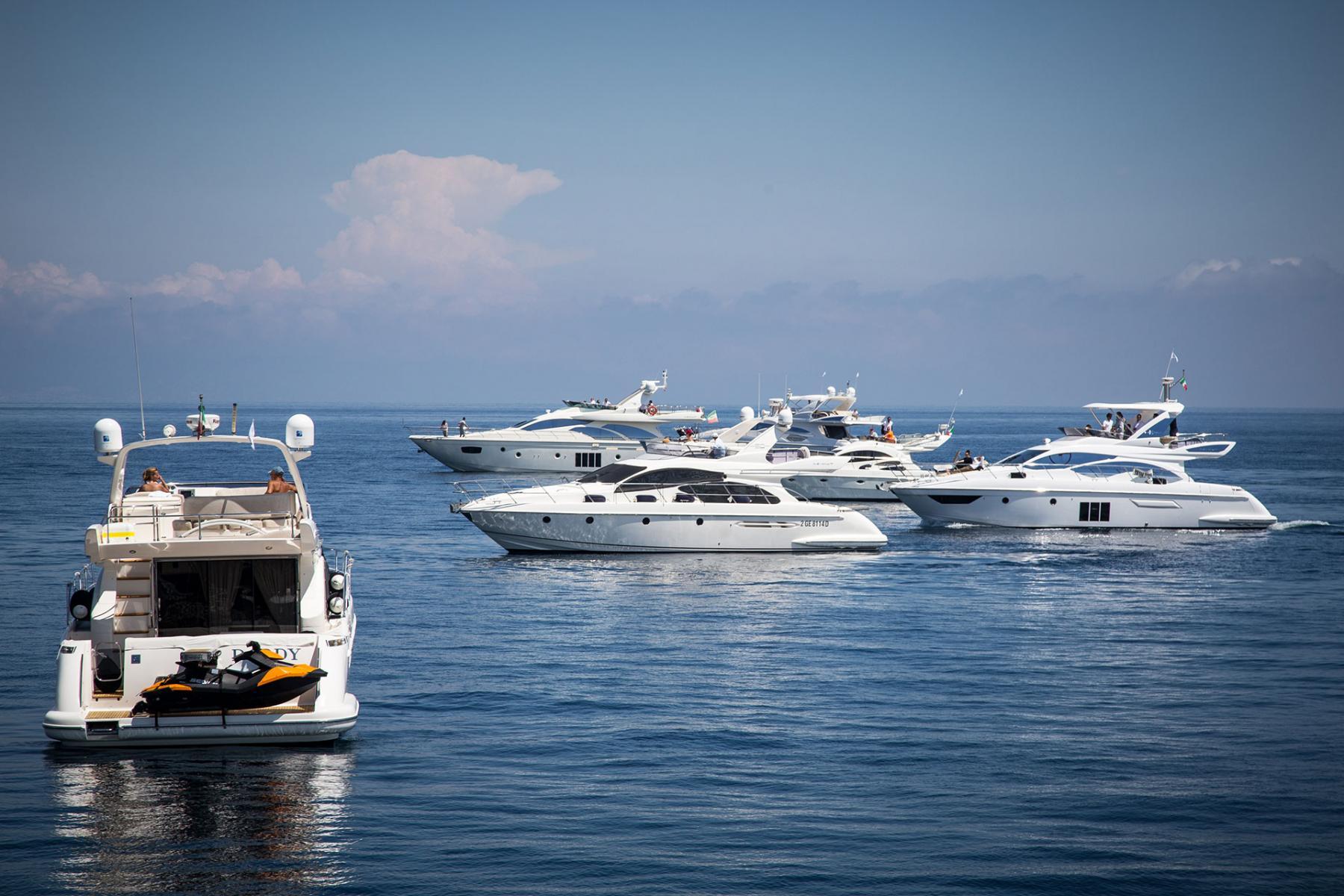 Raduno Italiano Azimut Yachts